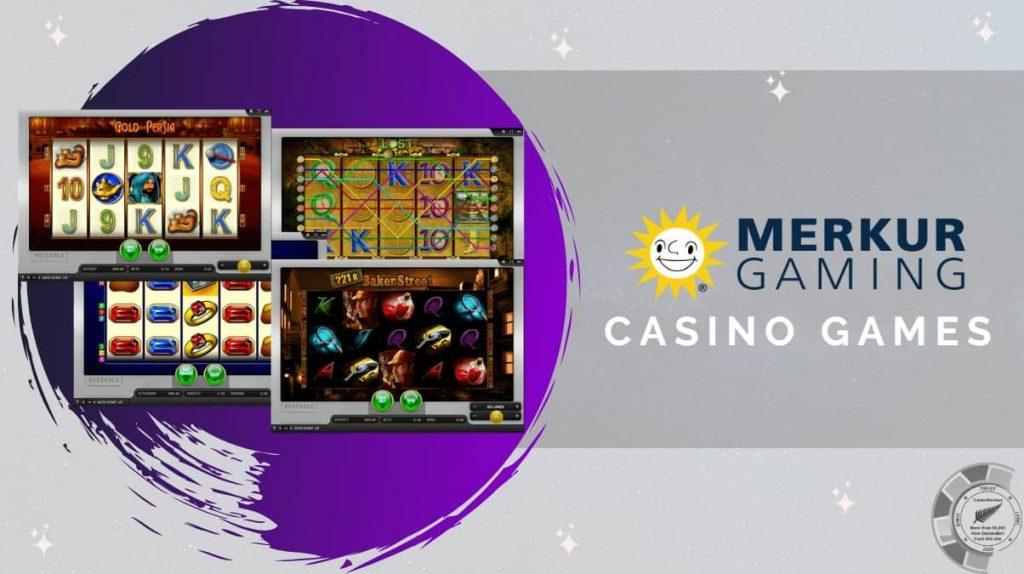 Merkur Slots Online Casino